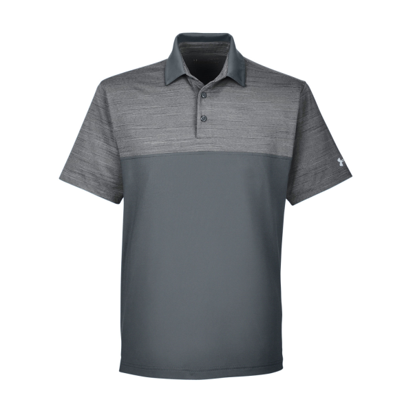 898eee28 Under Armour Men's UA Playoff Block Polo | MPGTandem - Employee ...